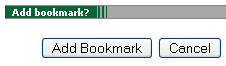 Add Bookmark