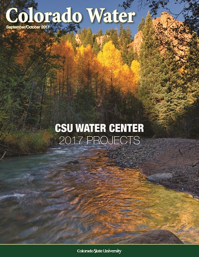 Colorado Water Newsletter