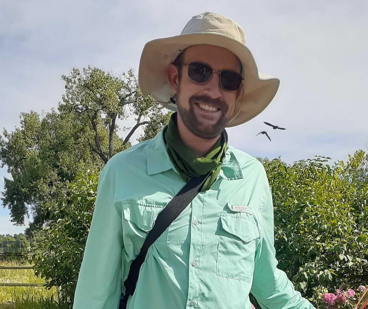 Justin Reeves - Justin.Reeves@colostate.edu